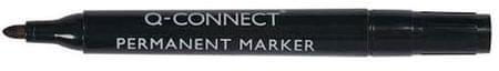 Connect označevalec besedila, ošiljen, 1,5-3 mm, črn