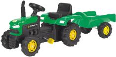 Buddy Toys Šliapací traktor Fieldmann