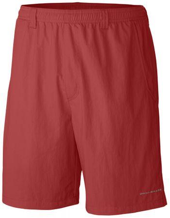 Columbia kopalne hlače Backcast III, moške, rdeče, S