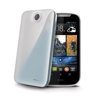 CELLY Gelskin HTC Desire 310 Szilikon telefontok, Áttetsző