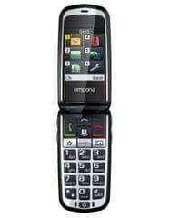 Emporia telefon komórkowy GLAM V34, biały