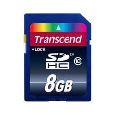 Transcend Premium SDHC 8 GB/C10