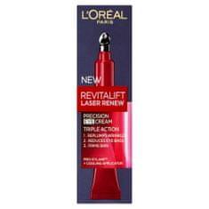 L'Oréal krema za područje oko očiju Revitalift Laser Eye, 15 ml