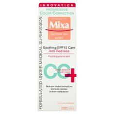 Mixa umirujuća CC krema protiv crvenila, SPF 15, 50 ml