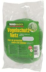 Windhager mreža proti pticam, 10 x 2 m, zelena