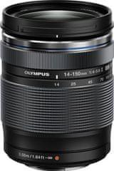 Olympus objektiv 14-150mm II, crni
