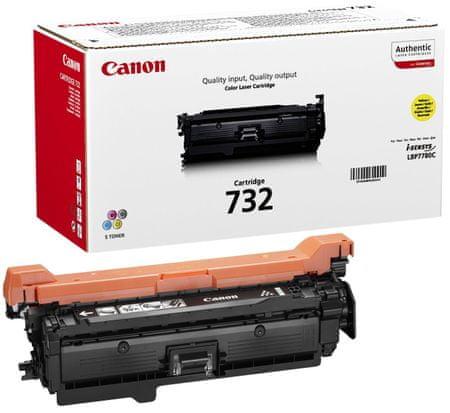 CANON CRG-732Y - Sárga tintapatron