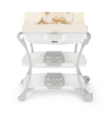 CAM previjalna miza Nuvola, bež - odprta embalaža