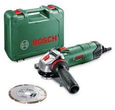 Bosch kotni brusilnik PWS 850-125 + diamantna rezalna plošča (06033A2704)
