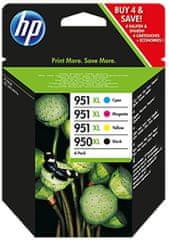 HP tusz combo pack 950XL / 951XL (C2P43AE)