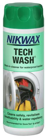 Nikwax čistilo Tech Wash, 300 ml