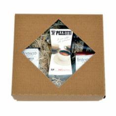 Pezzetti Intenso Classico 250g + Intenso Forte 250g + kawiarka ItalExpress