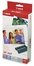 Canon KP-36IP (10x15 cm) papier + wkład barwiący do drukarek SELPHY