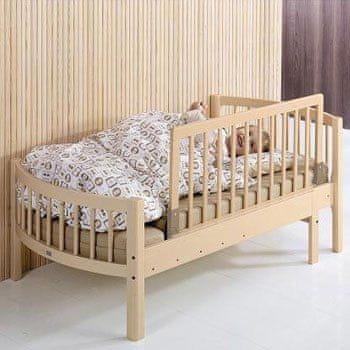 Babydan Drewniana Barierka Do łóżka