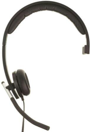 Logitech slušalke OEM, H650e, mono, USB