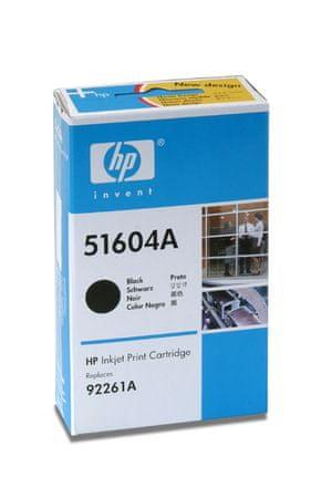 HP kartuša 51604A, črna