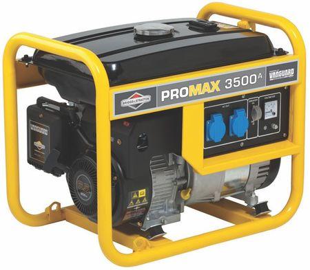 Briggs&Stratton benzinski motorni agregat 3500A Pro-Max