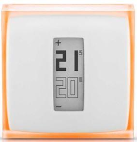 Netatmo termostat z Wi-Fi