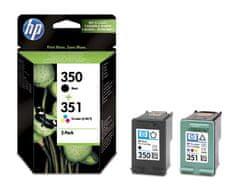 HP komplet kartuš 350 in 351 (SD412EE)