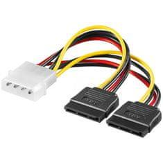 Goobay napajalni adapter za SATA diske