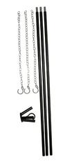 Gorenc stojalo za kotliček z verigo, za 7l, 10l in 13l