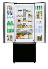 Hitachi R-WB480PRU2 Kombinált hűtőszekrény