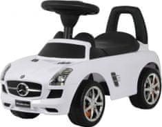 Buddy Toys Odrážadlo Mercedes-Benz SLS biela BPC 5110