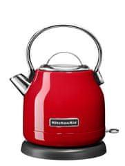 KitchenAid grelnik vode P2 KEK1222EER, rdeč