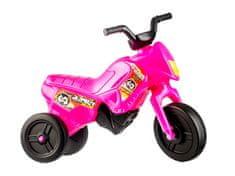 Yupee Futóbicikli Enduro Kismotor, Rózsaszín