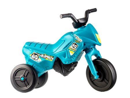 Yupee Futóbicikli Motorkerékpár, türkiz