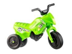Yupee Motorek biegowy - Enduro Yupee - zielony