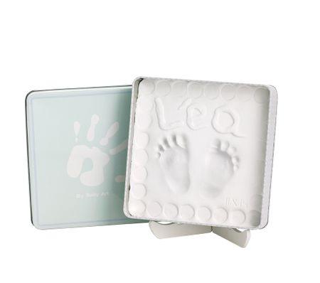 BabyArt Magic Box Lenyomatkészítő Készlet, Kék/Fehér