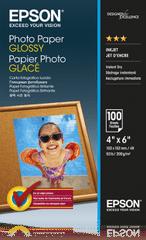 Epson Photo Paper Glossy 10x15cm 100 listou