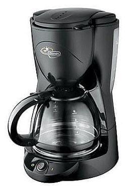 DeLonghi ICM 2.1 B Kávéfőző, Fekete