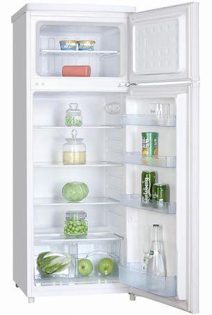 Goddess RDB0143GW8 Szabadonálló kombinált hűtőszekrény
