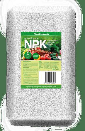Bohatá zahrada NPK - Univerzální zahradní hnojivo 10kg