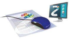IRIScan IRISCAN Mouse Express 2, černý + modrý kryt