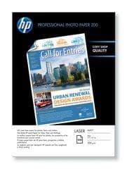 HP foto papir Professional Matt Laser, A4 (Q6550A)