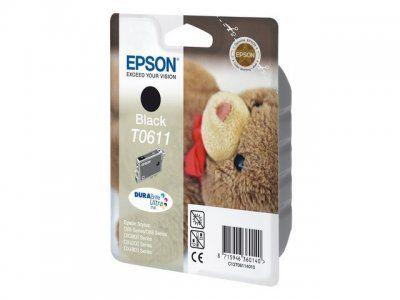Epson toner T0611 (C13T06114010), crni