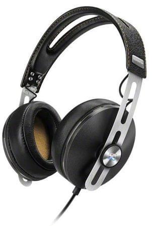 SENNHEISER słuchawki wokółuszne Momentum i (M2), czarne