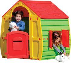 Buddy Toys kućica za igranje Magical, crvena