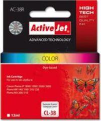 ActiveJet tinta u boji Canon CL-38