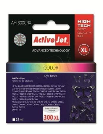 ActiveJet tinta u boji HP CC644 300XL