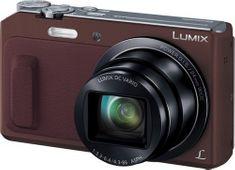 PANASONIC Lumix DMC-TZ57 Digitális fényképezőgép