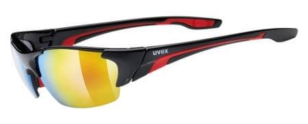 Uvex Blaze III Black Red (2316)