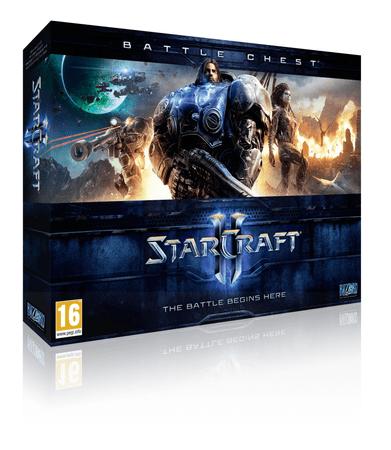 Blizzard Ent. Starcraft II: Battlechest (PC)