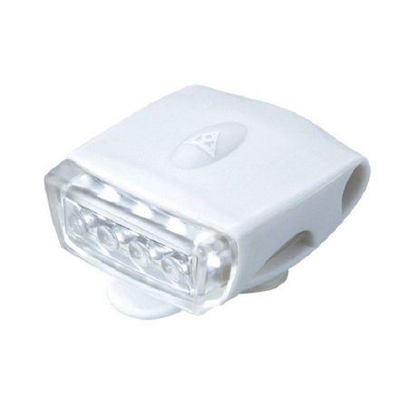 Topeak svjetlo WhiteLite DX USB, bijelo