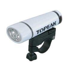 Topeak lučka WhiteLite HP 25 Focus, bela