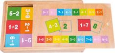 Woody škatla za seštevanje in odštevanje - Odprta embalaža