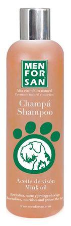Menforsan Ochranný šampón s norkovým olejom 300ml